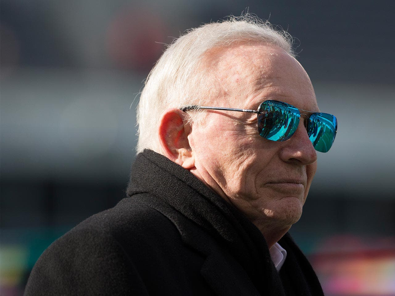 Jerry Jones | Mitchell Leff/Getty Images
