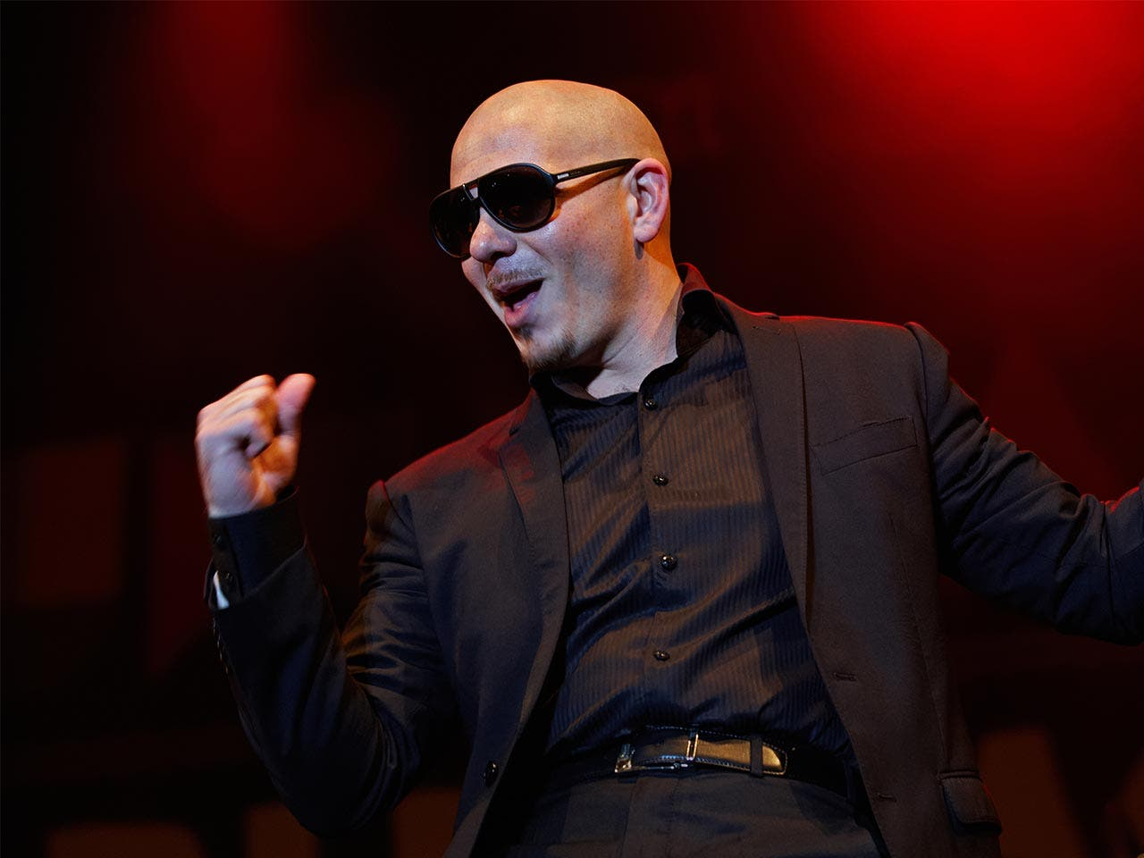 Pitbull | Nick Biemans/Getty Images
