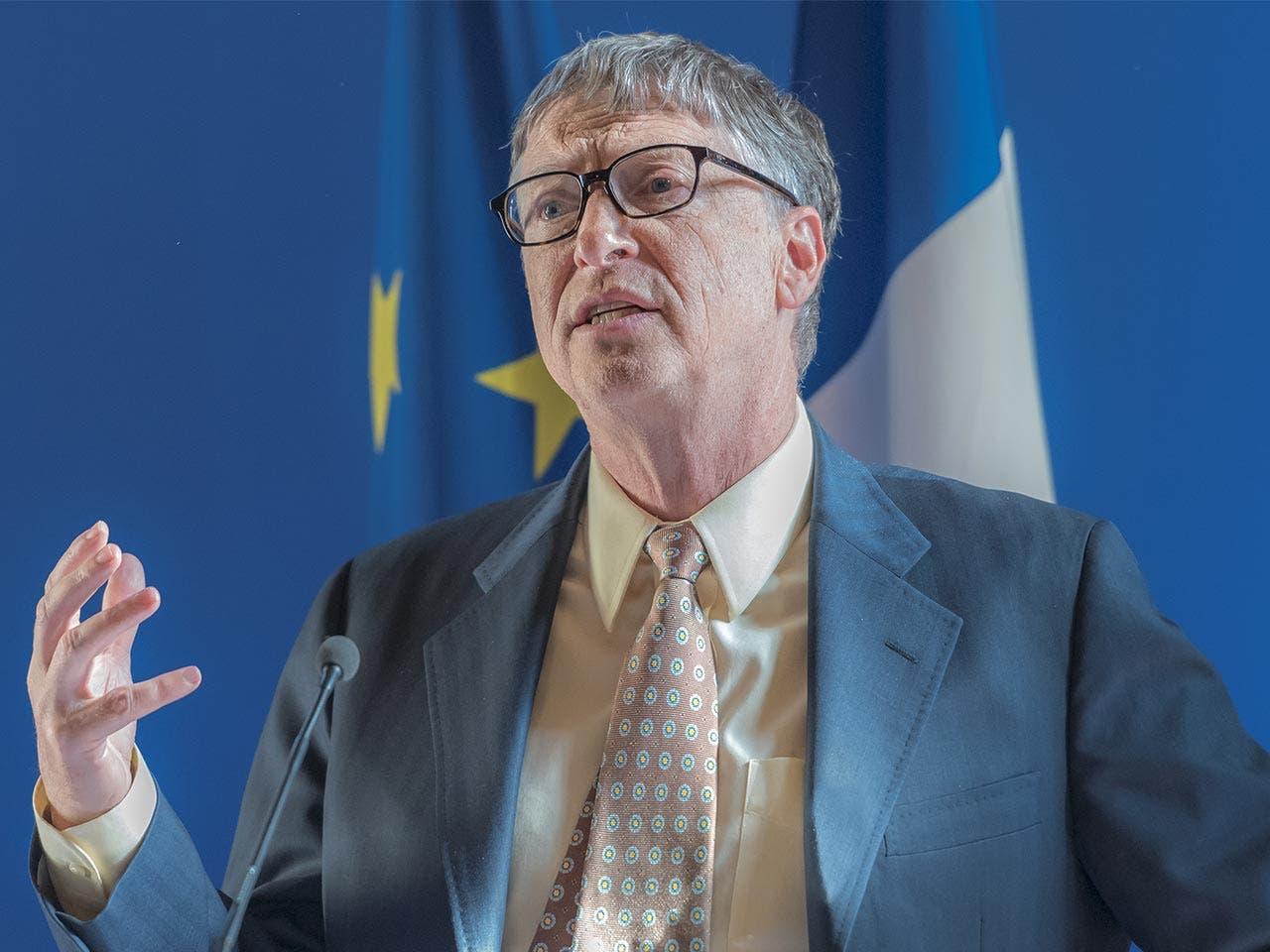 Bill Gates | Frederic Legrand - COMEO/Shutterstock.com