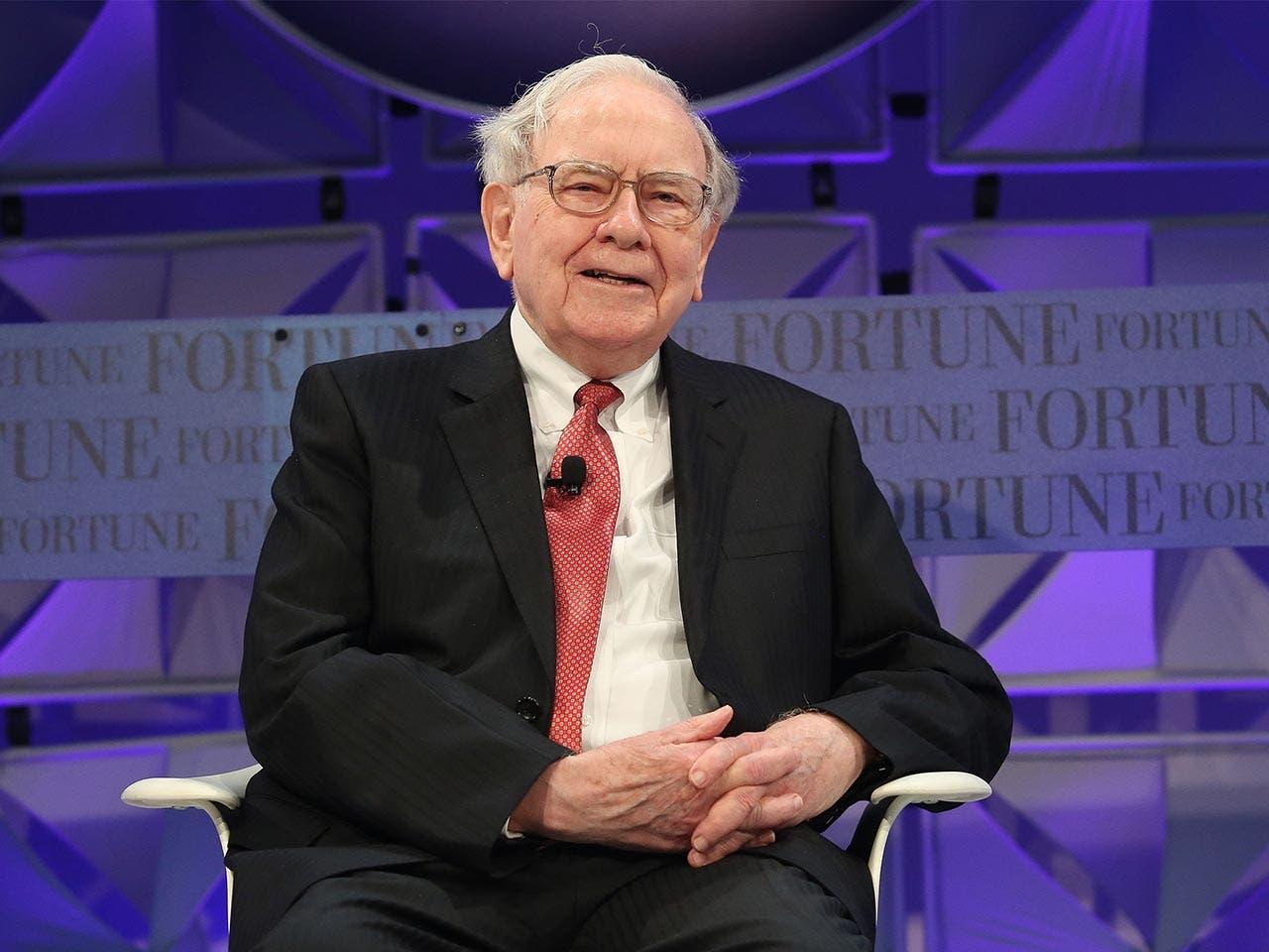 Warren Buffett | Krista Kennell/Shutterstock.com