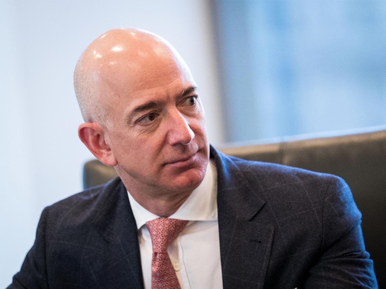 Jeff Bezos | Drew Angerer/Shutterstock.com