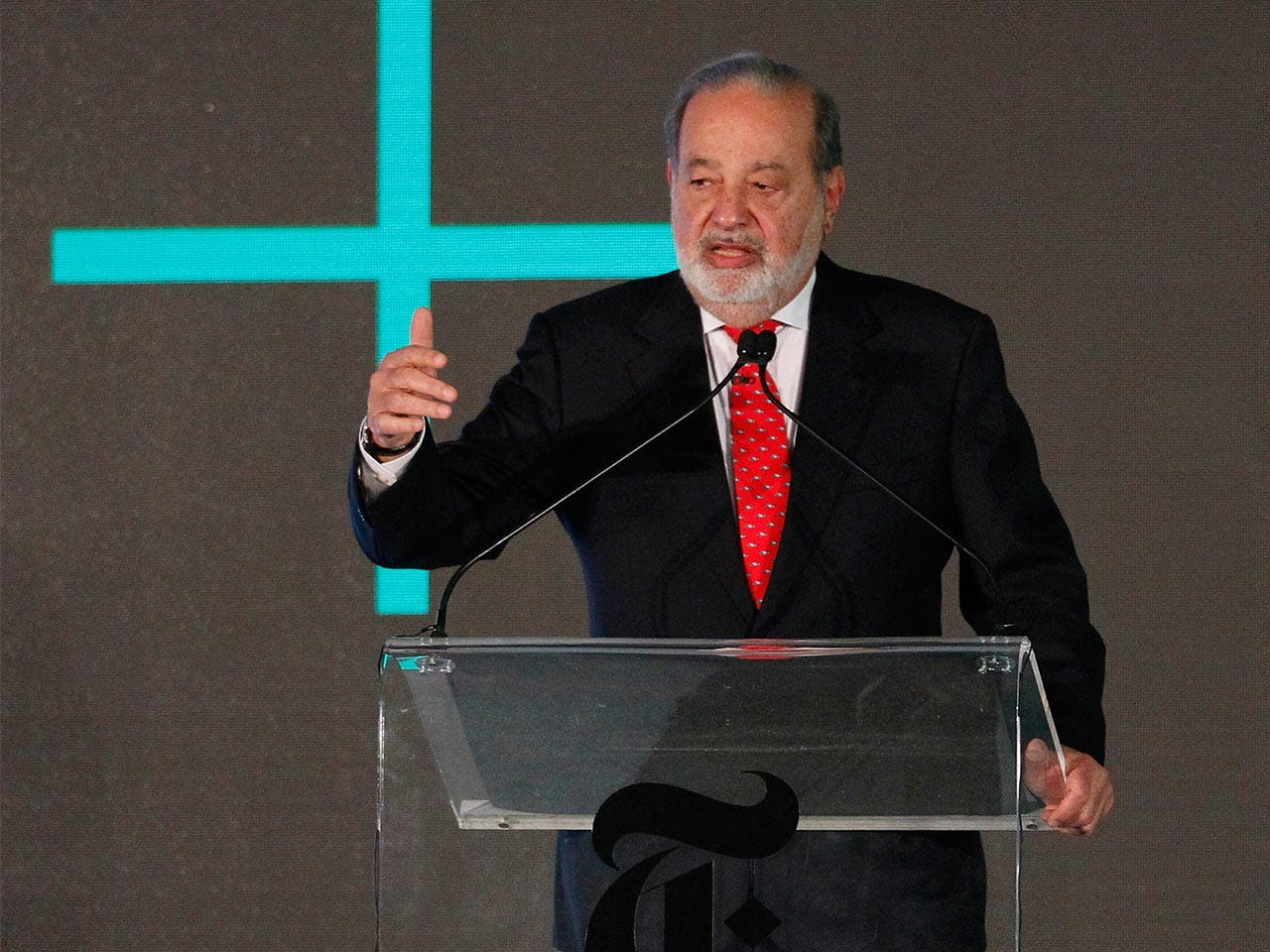 Carlos Slim Helu | Kimberly White/Getty Images