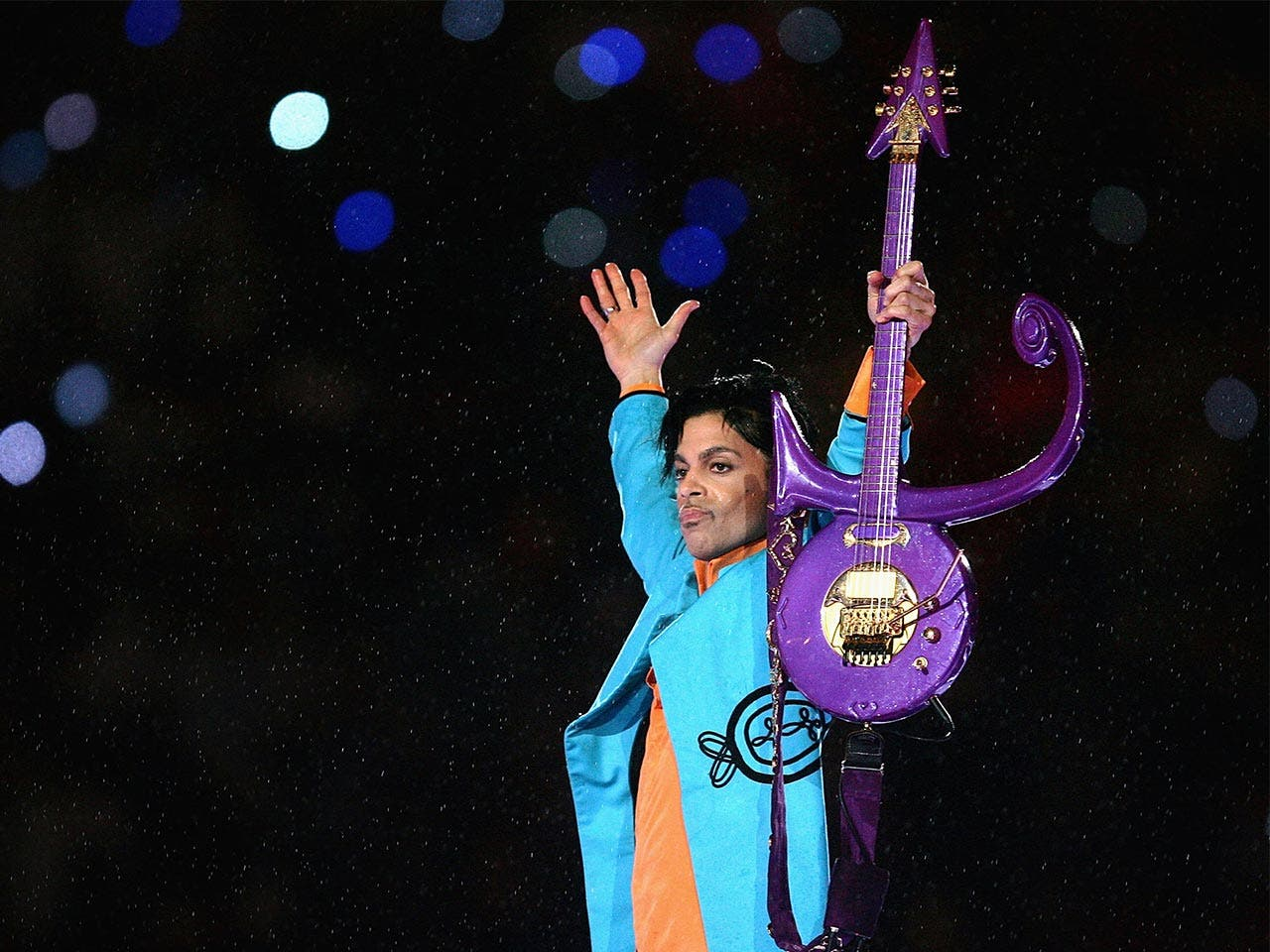 Prince | Jonathan Daniel/Getty Images