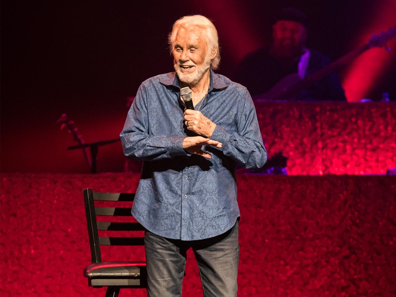 Kenny Rogers | Robin Little/Getty Images
