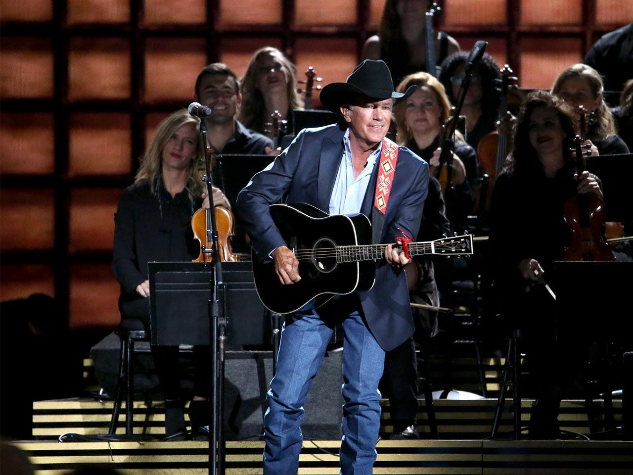 George Strait | Terry Wyatt/Getty Images
