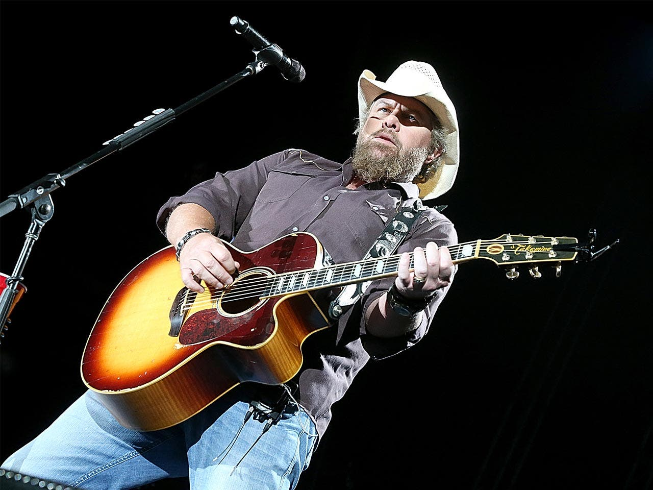 Toby Keith | Gary Miller/Getty Images