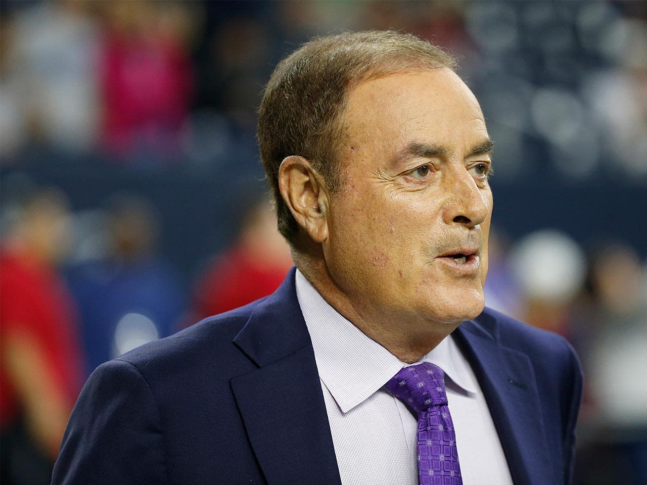 Al Michaels | Scott Halleran/Getty Images