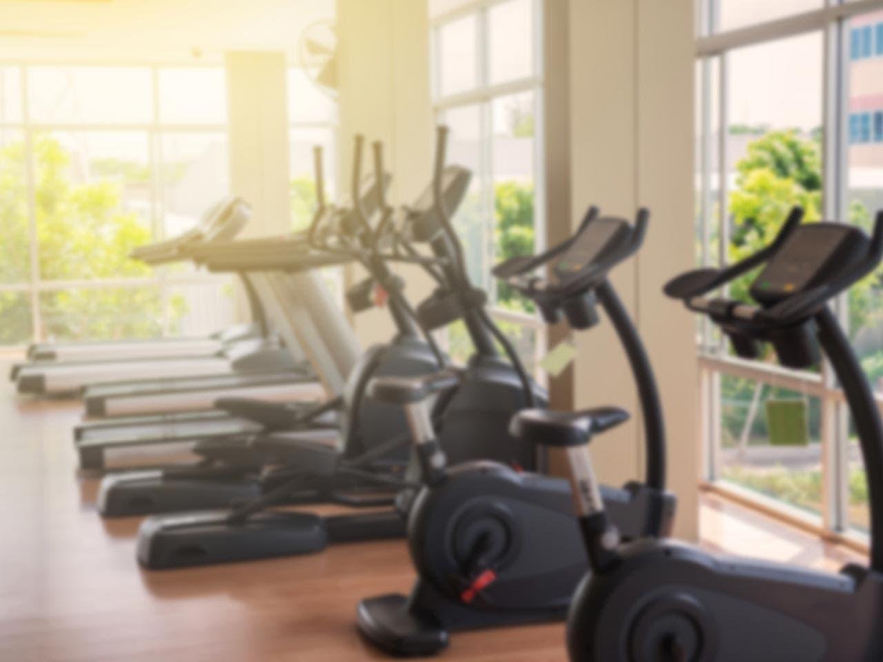 Gym | Bigone/Shutterstock.com