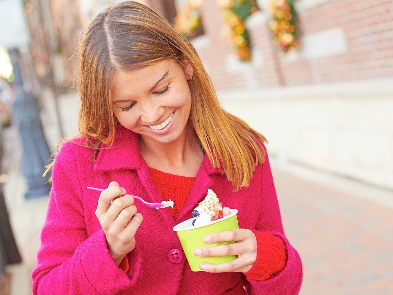 Frozen Yogurt | Matthew Ennis/Shutterstock.com