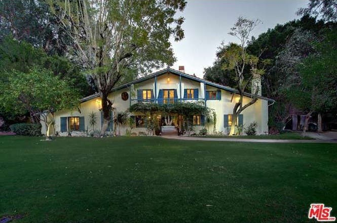 Cary Grant's house: Front | Redfin
