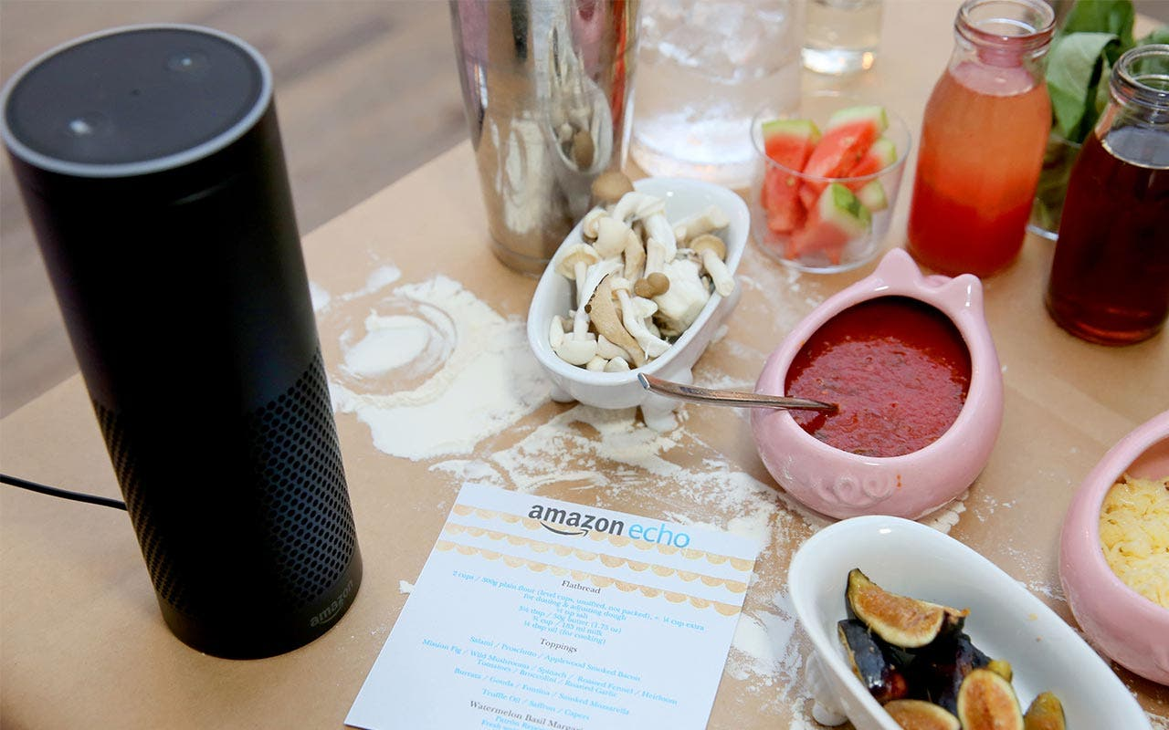 Amazon Echo | Rachel Murray/Getty Images