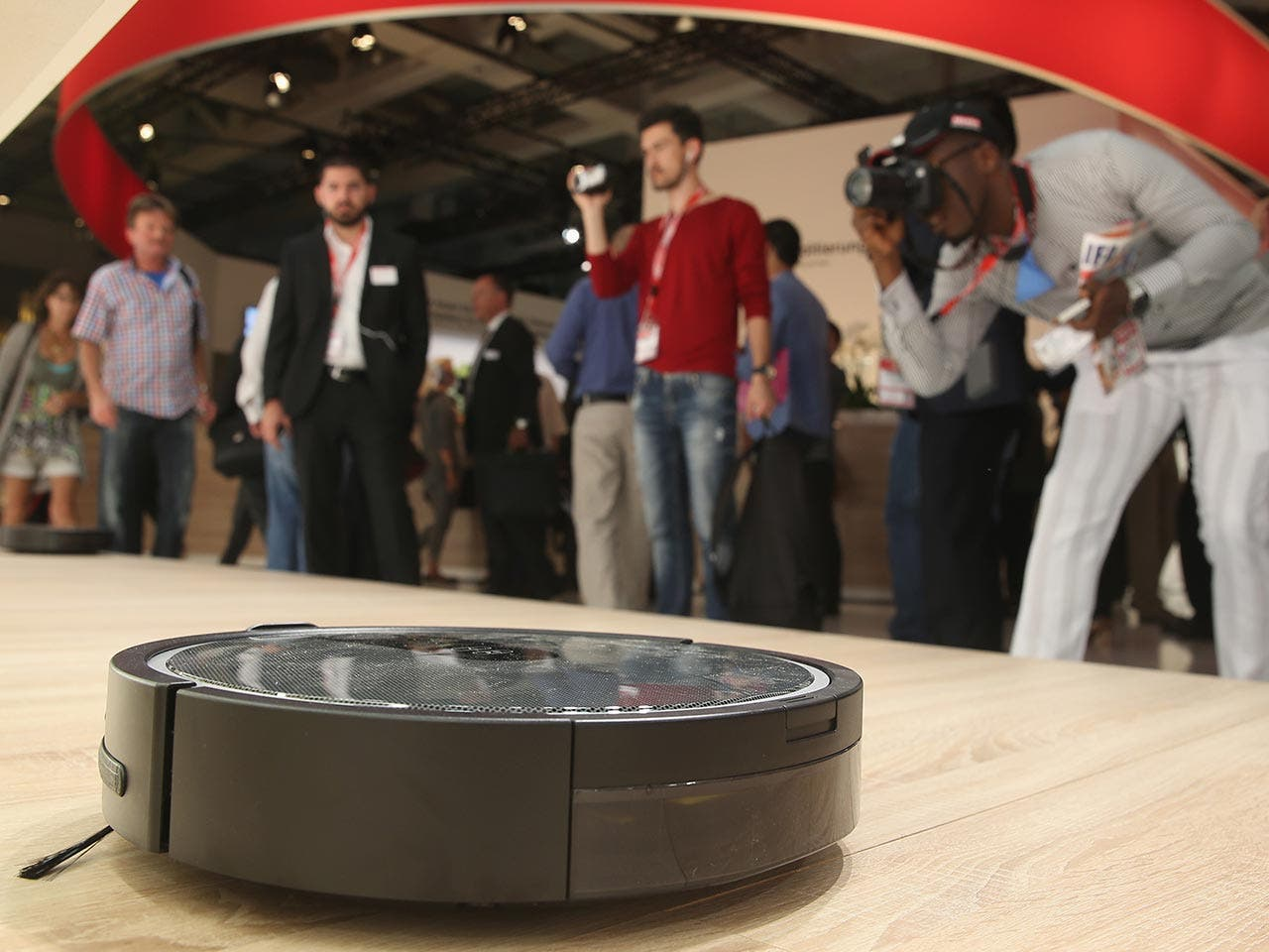 Miele Scout RX1 Robotic Vacuum | Sean Gallup/Getty Images