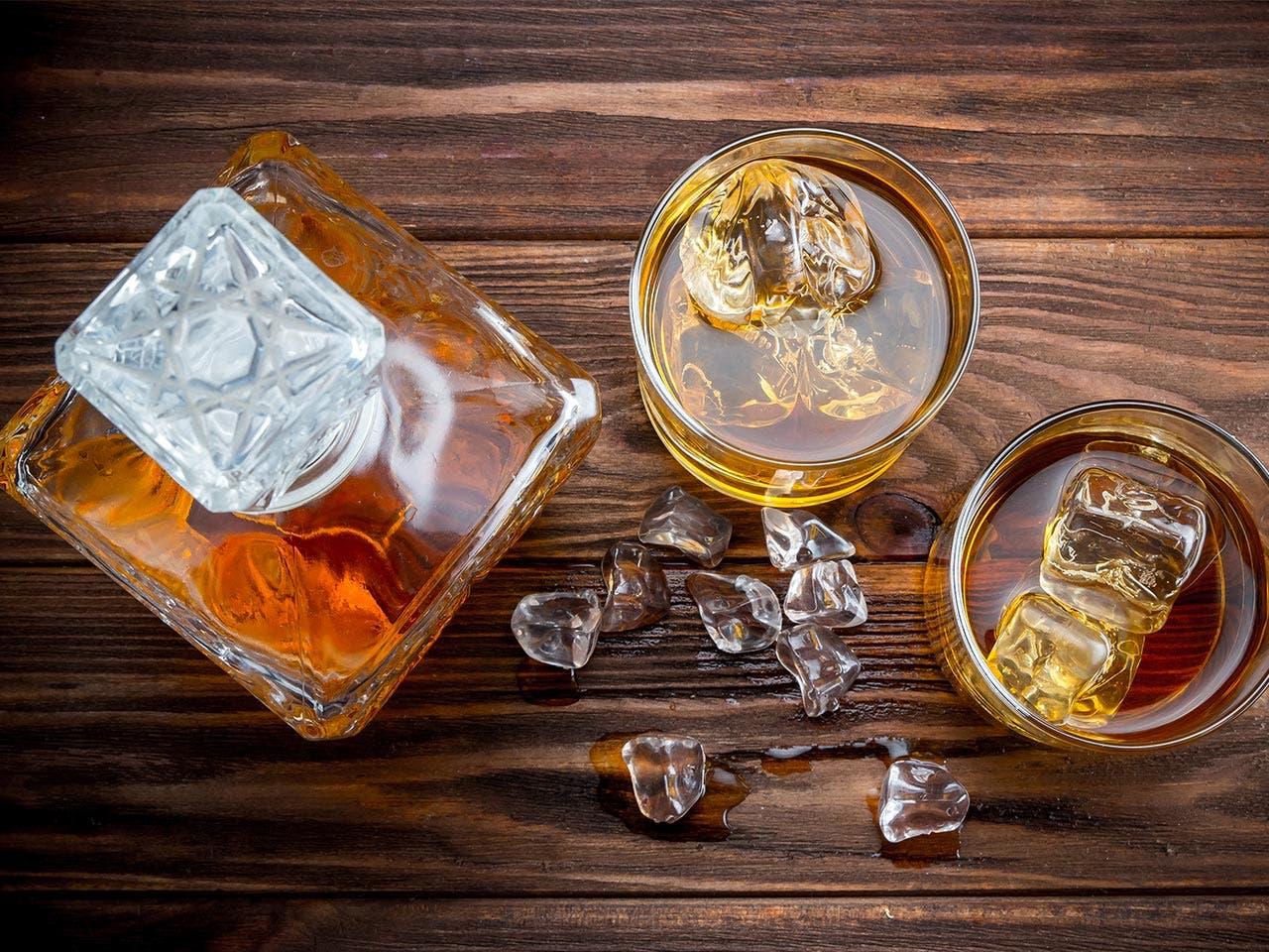 Drinks | Serhiy Shullye/Shutterstock.com