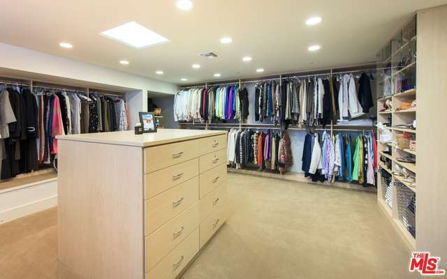 Walk-in closet | Redfin