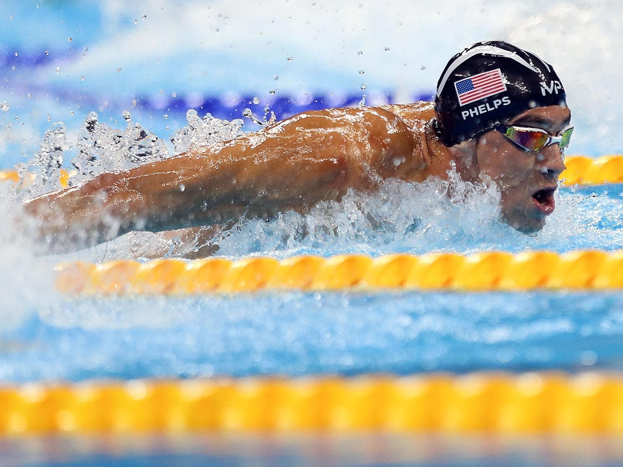 Michael Phelps | Amin Mohammad Jamali/Getty Images
