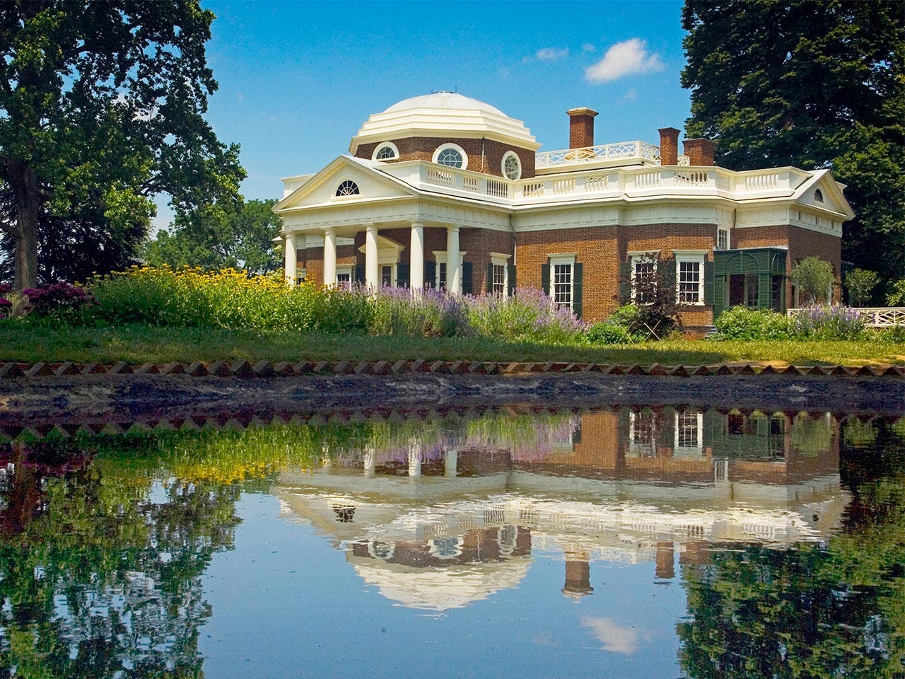 Homes of founding fathers | Chris Parker/Getty Images