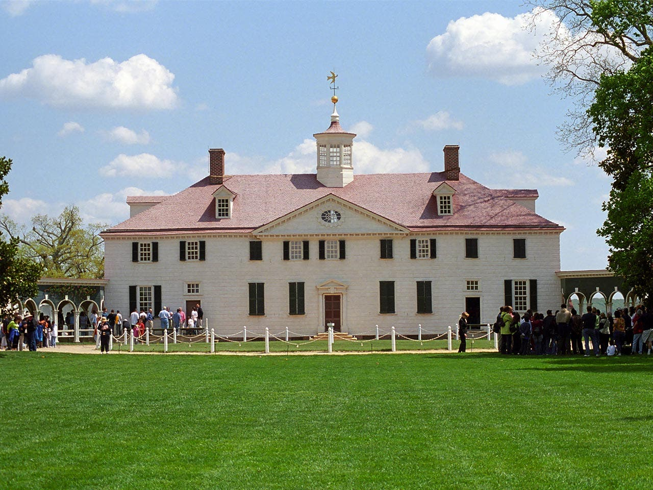 House of George Washington | Ffooter/Shutterstock.com