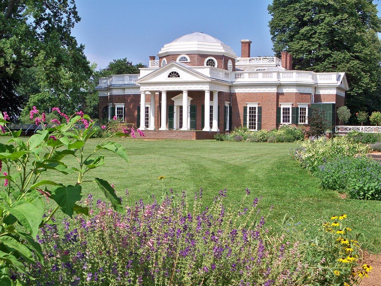 House of Thomas Jefferson | Bruce Ellis/Shutterstock.com