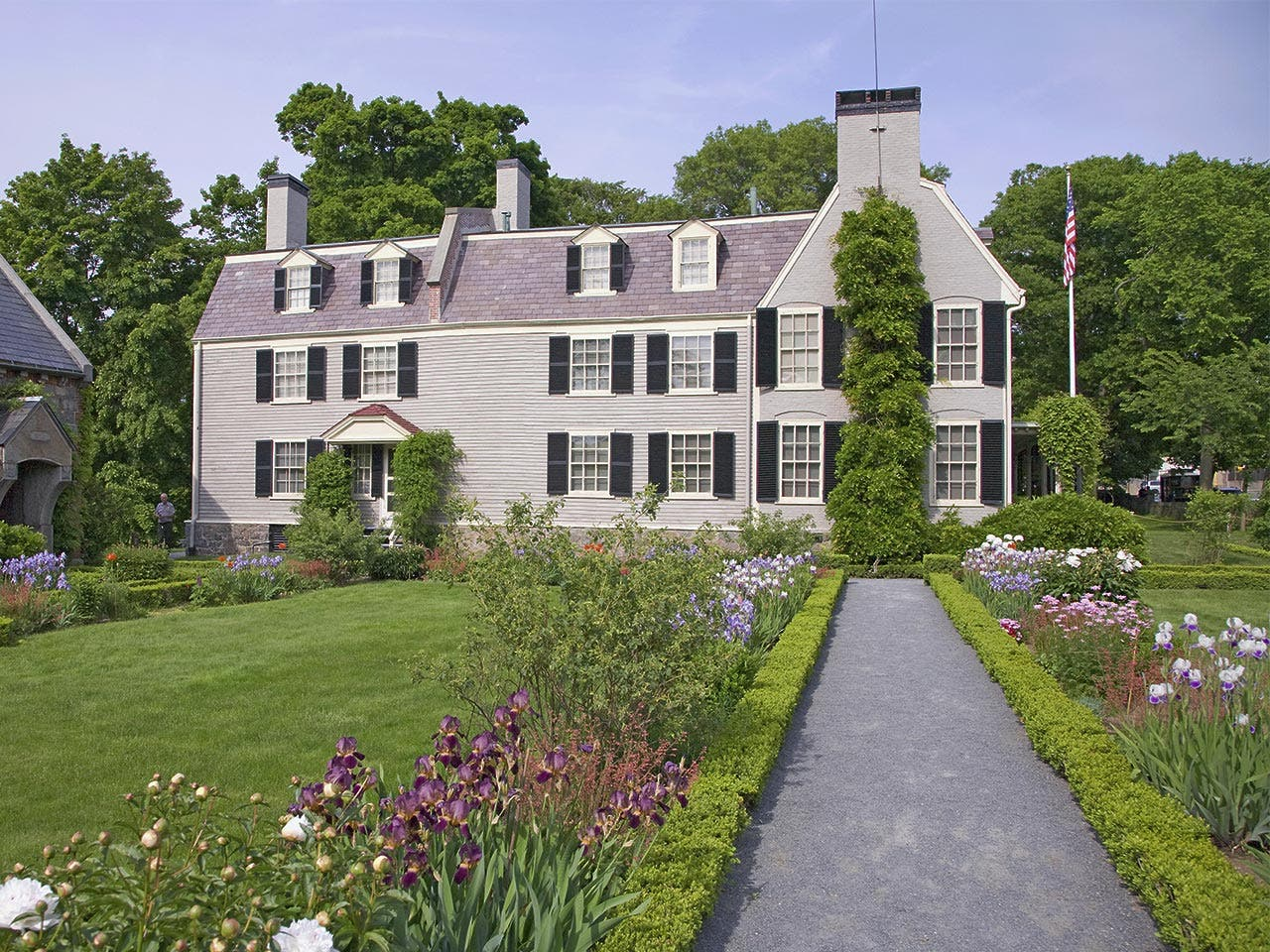 House of John Adams | Joseph Sohm/Shutterstock.com