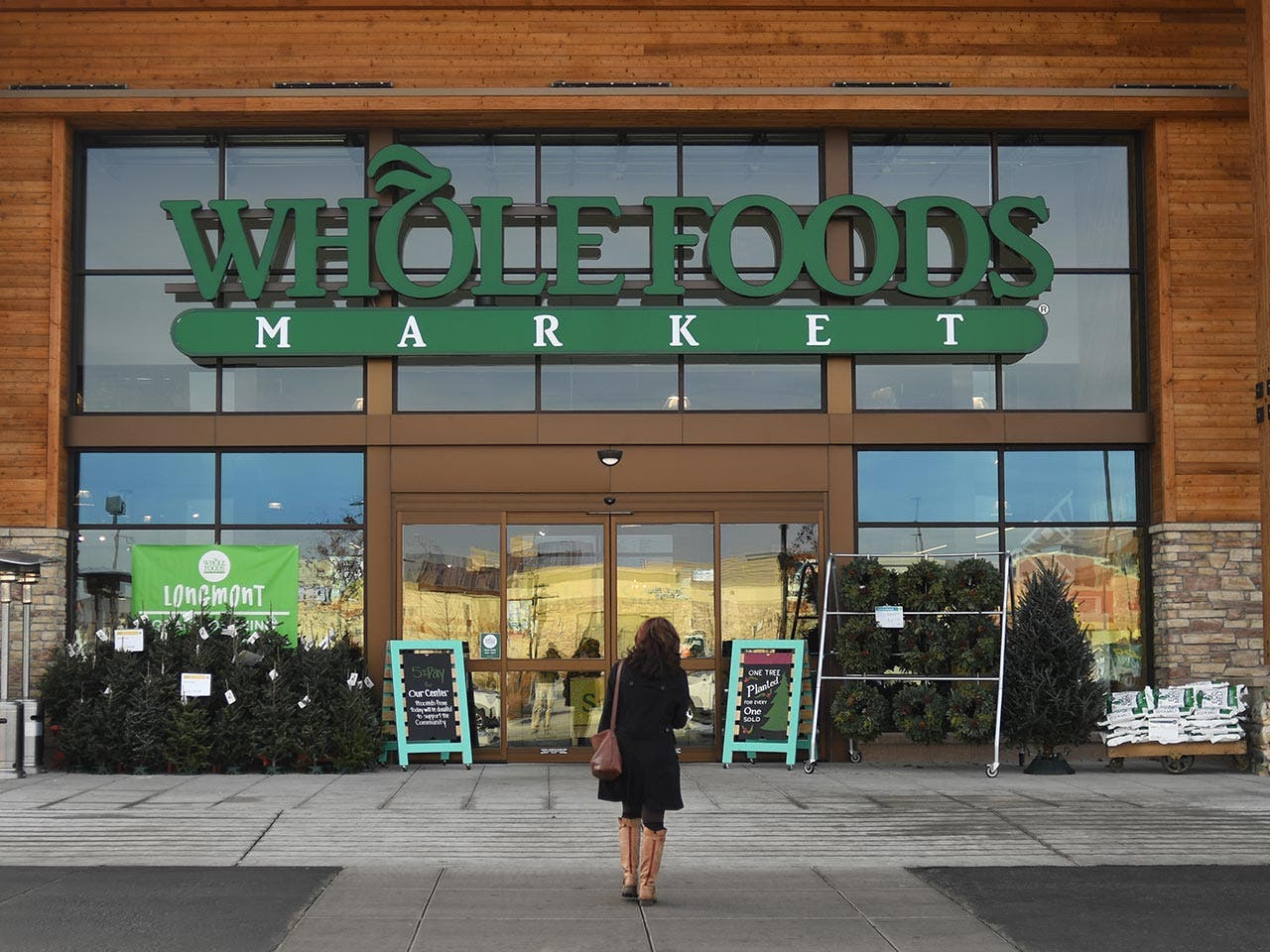 Whole Foods | Dimitri Otis/Getty Images