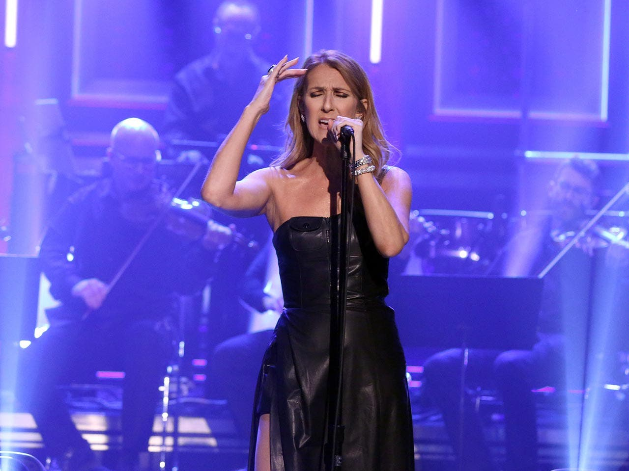Celine Dion | NBC/Getty Images