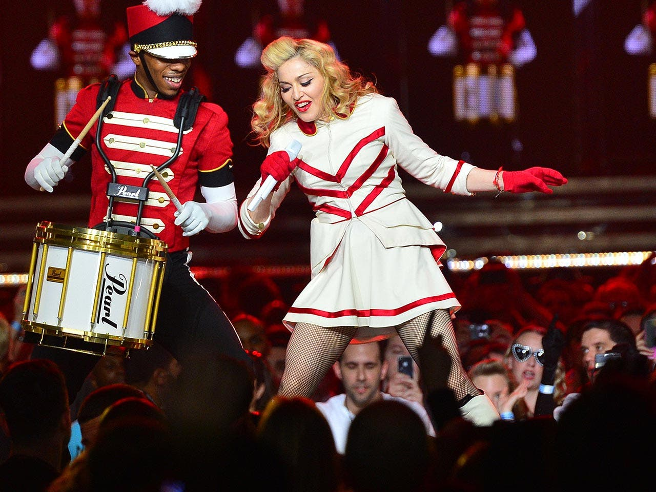 Madonna | Prince Williams/Getty Images