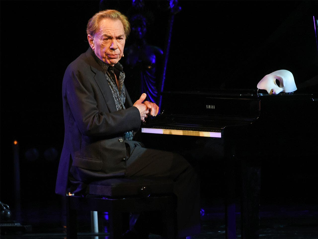 Andrew Lloyd Webber | David M. Benett/Getty Images