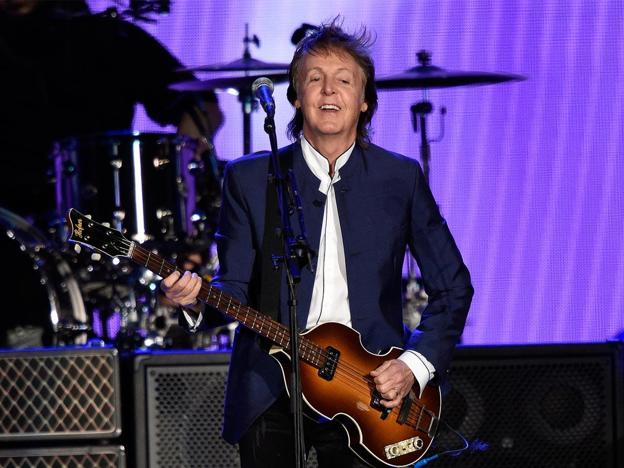 Paul McCartney | Kevin Mazur/Getty Images