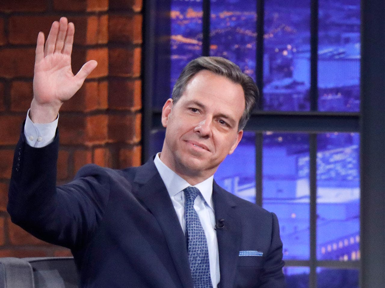 Jake Tapper | NBC/Getty Images