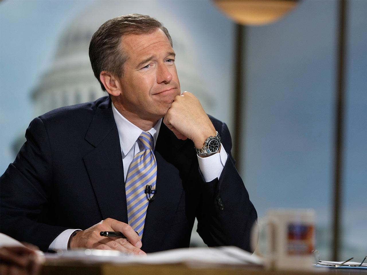 Brian Williams | Alex Wong/Getty Images