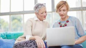 Be cautious before helping seniors with their finances