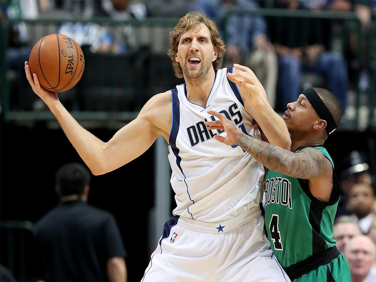 Dallas Mavericks | Tom Pennington/Getty Images