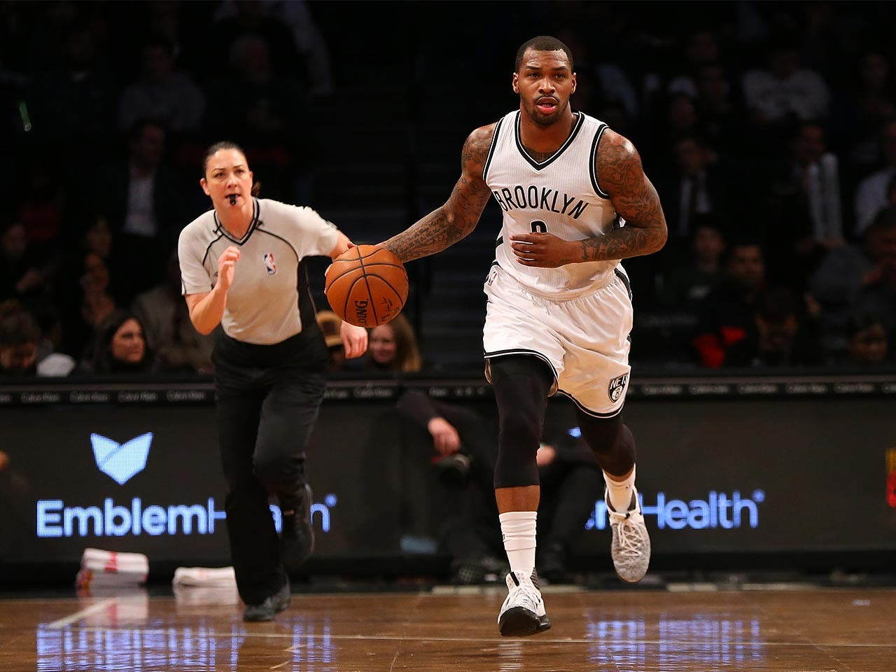 Brooklyn Nets   Mike Stobe/Getty Images