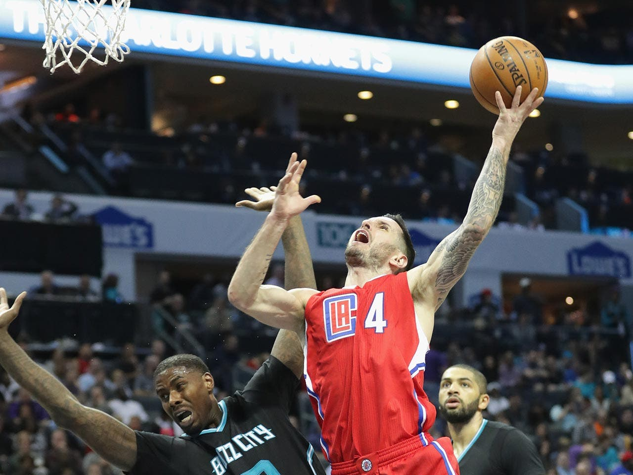 LA Clippers   Streeter Lecka/Getty Images