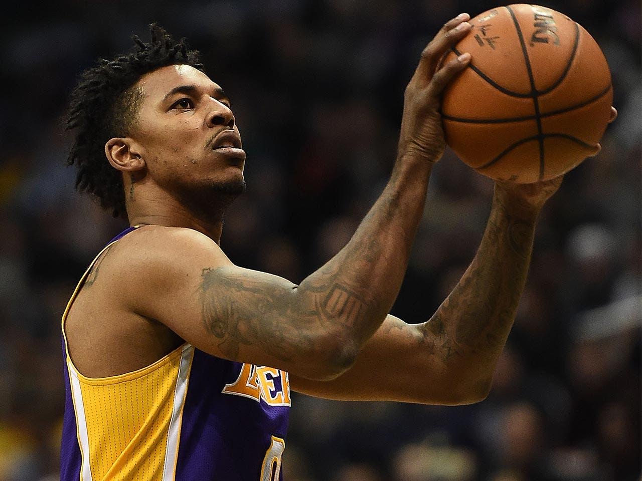 Los Angeles Lakers   Stacy Revere/Getty Images