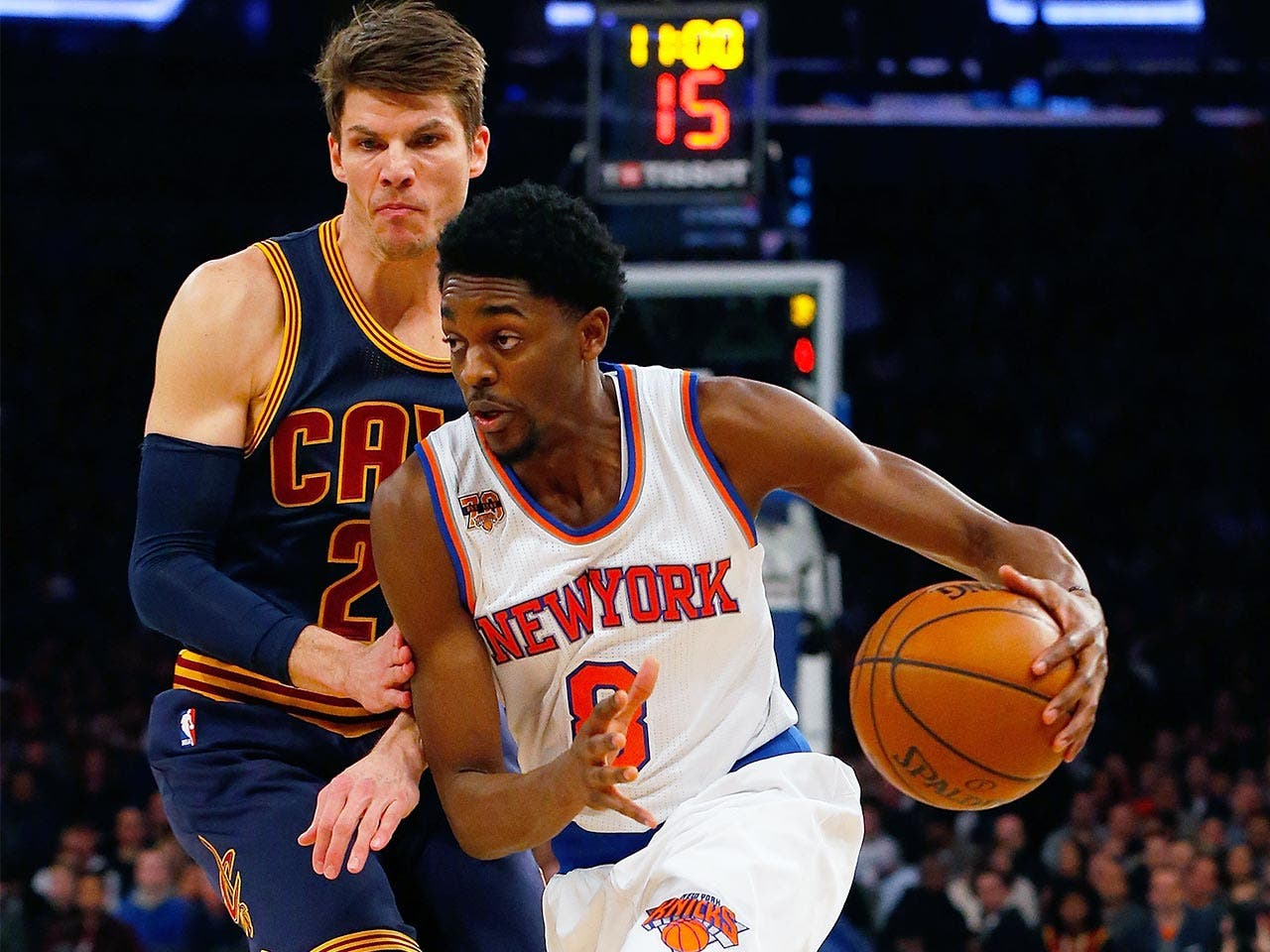 New York Knicks | Jim McIsaac/Getty Images