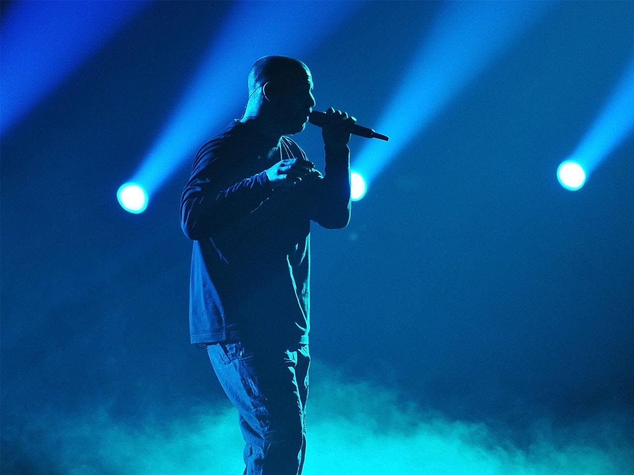 Drake | Jim Dyson/Getty Images