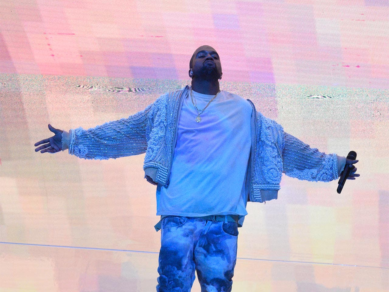 Kanye West | NBC/Getty Images
