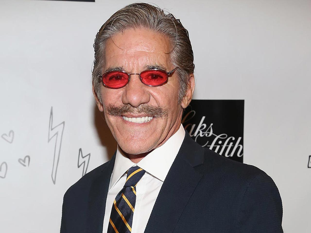 Geraldo Rivera | Sylvain Gaboury/Getty Images