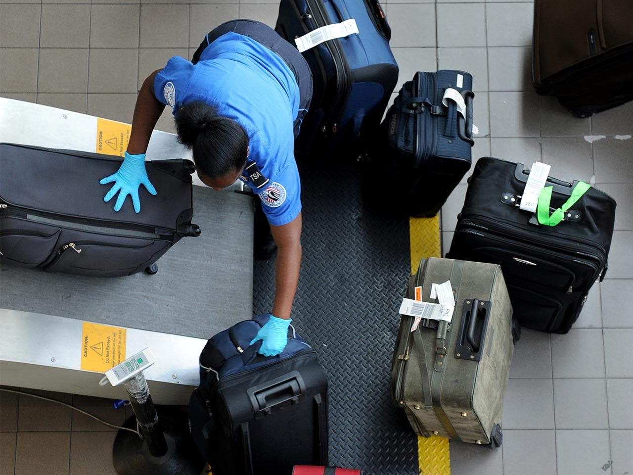 Luggages | Wally Skalij/Getty Images