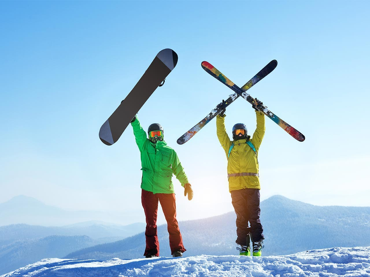 Winter sporting goods | Dmitry Molchanov/Shutterstock.com
