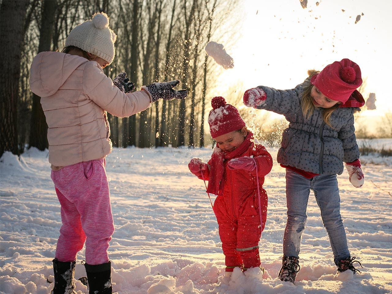 Winter apparel   Liderina/Shutterstock.com