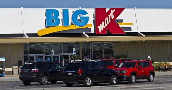 KMart | Jonathan Weiss/Getty Images