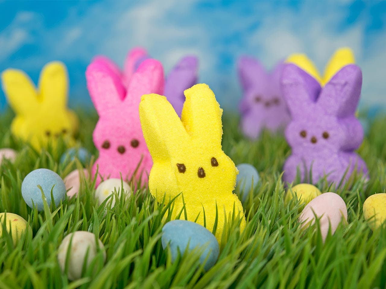 Easter candy | Maria Dryfhout/Shutterstock.com