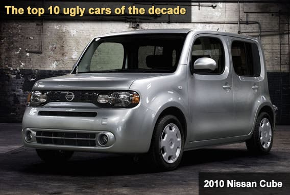 Ugliest Cars Of The Decade - New cars 2010