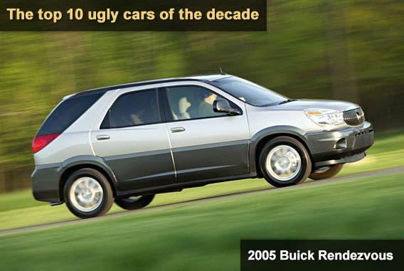 2005 Buick Rendezvous