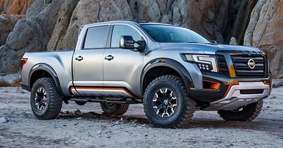 Nissan Titan Warrior | Nissan