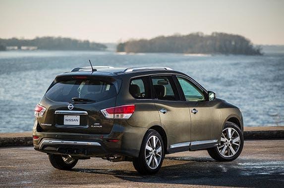 2016 Nissan Pathfinder | Nissan