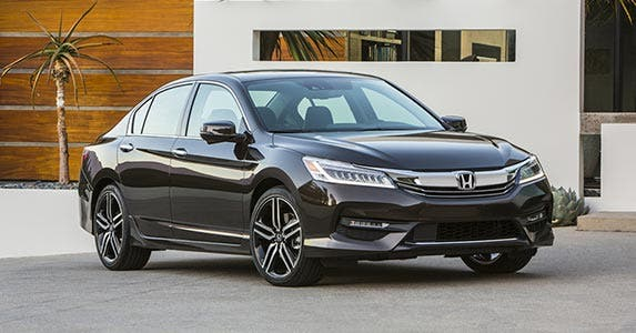 Good Honda Accord LX Sedan