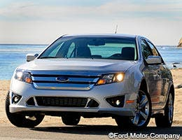 Ford Fusion ©Ford Motor Company